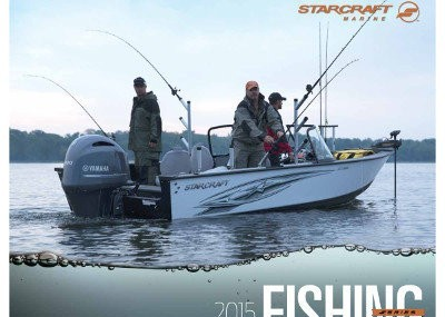 2015 Starcraft fishing Brochure