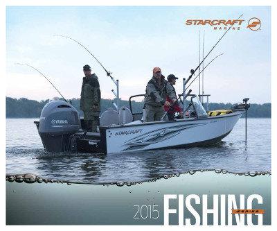 2015 Starcraft fishing Brochure