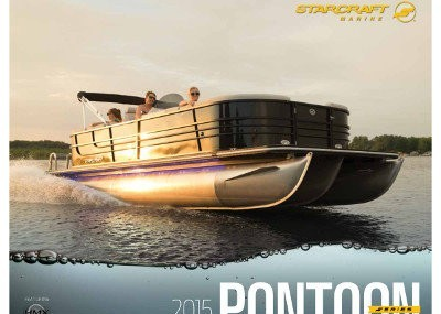 2015 Starcraft Pontoon Brochure