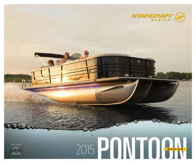 2015 Starcraft Pontoon Brochure