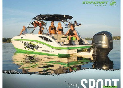 2015 Starcraft Sport Brochure