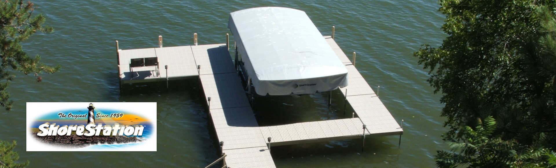 ShoreStation Boat Lift & Dock
