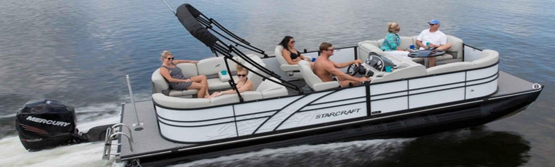 Pontoon Boat Rentals Crivitz, WI