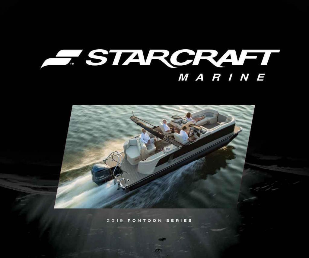 Starcraft Marine Boats Brochures 2019